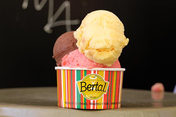Vainilla y chocolate, los helados más consumidos