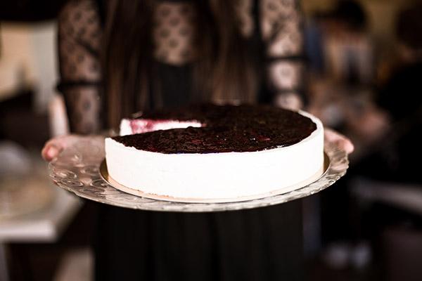 Descubre la receta definitiva para hacer una cheesecake perfecta